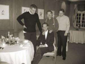 Christoph-Staude,-Jörg-Borse,-Daniel-und-Reinhard-Roy,-Düsseldorf-2004